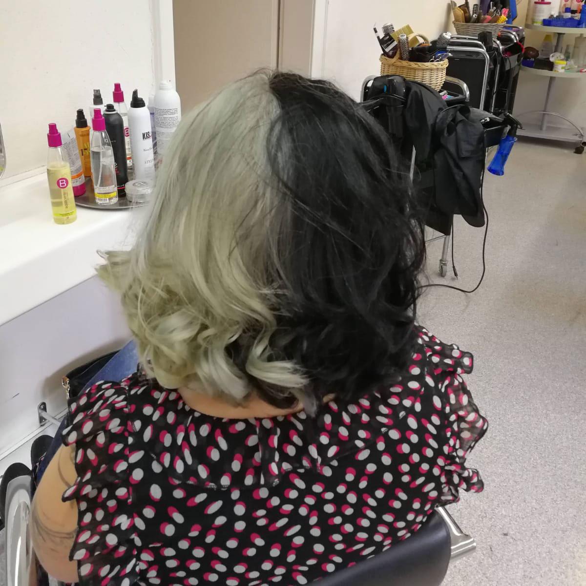 Hairstyle im House of Art Plettenberg
