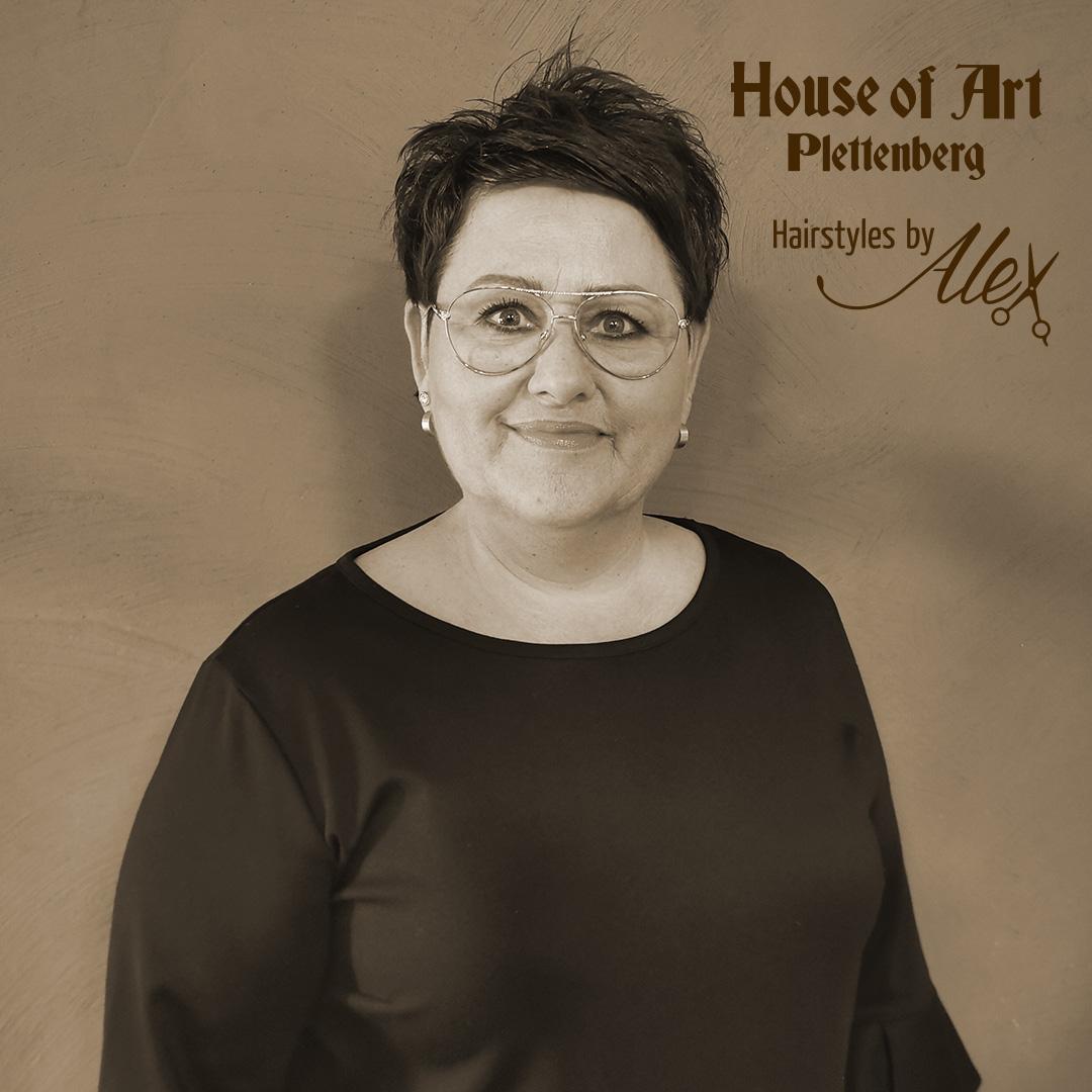 Alexandra Hein - Friseurin im House of Art Plettenberg