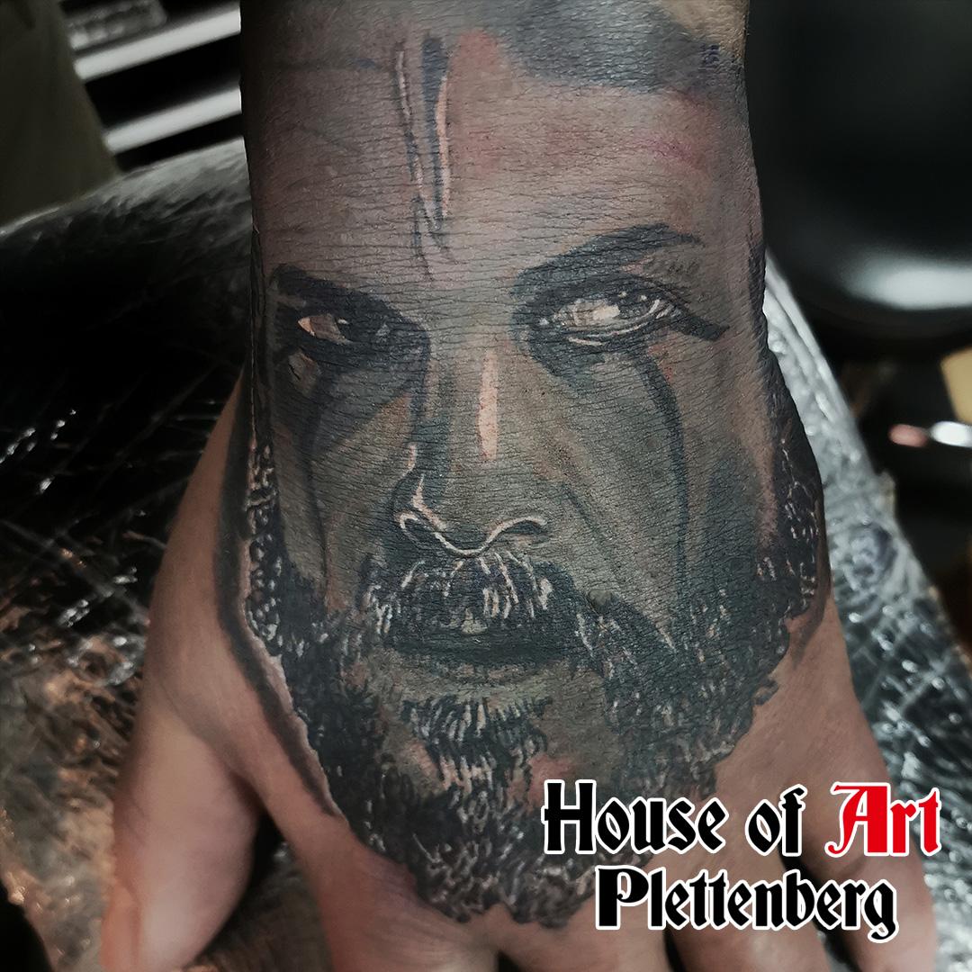 Tattoo im House of Art Plettenberg