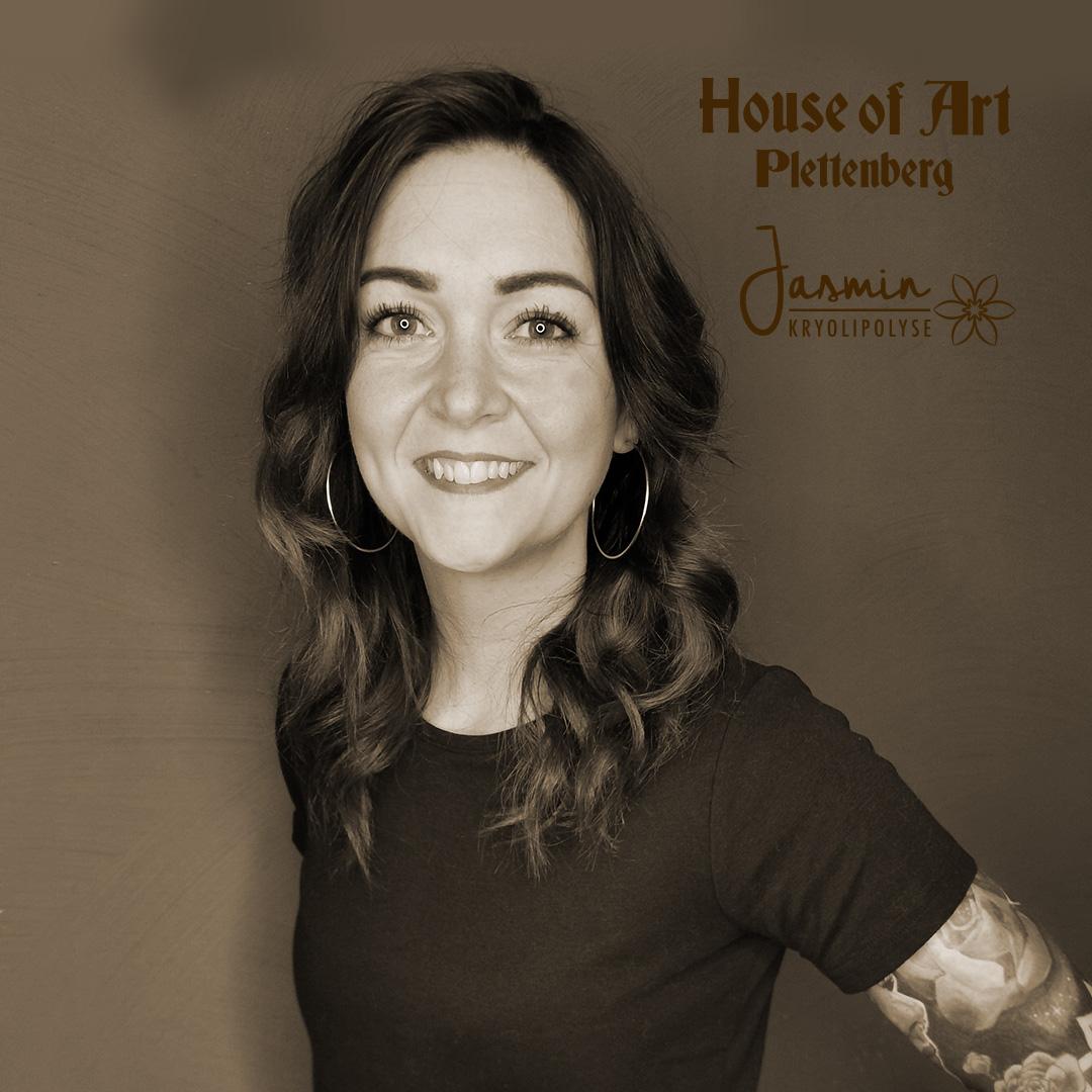 Jasmin Oettinghaus - Fitnesstrainerin im House of Art Plettenberg
