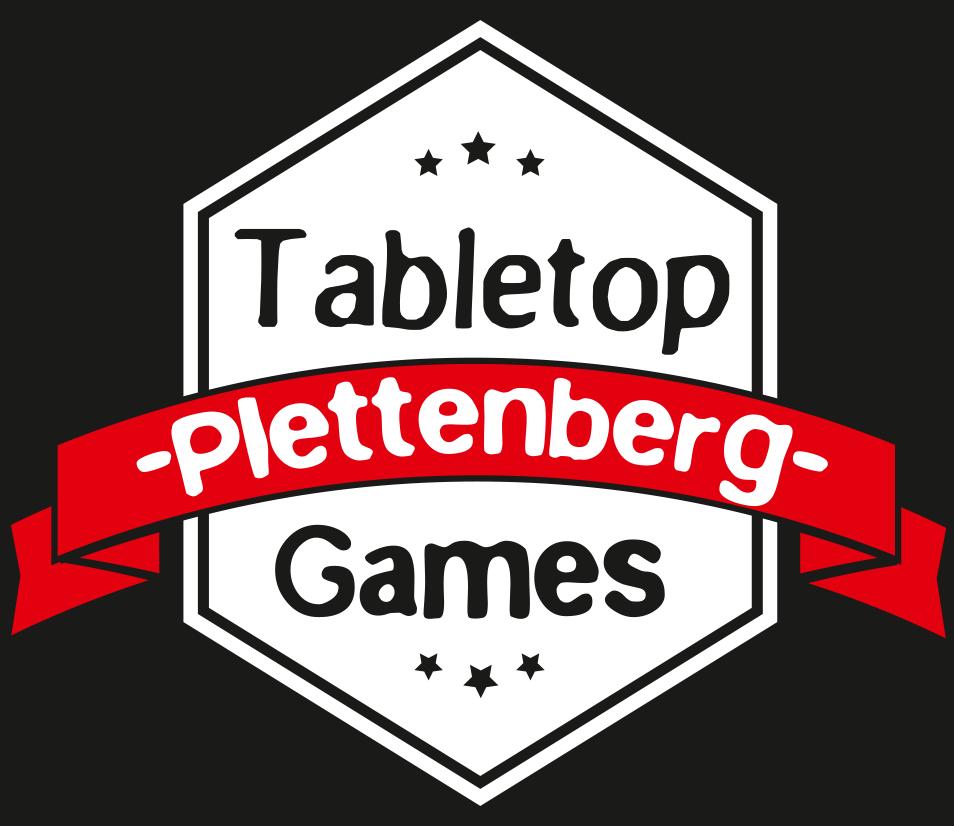 Tabletopgames-Plettenberg-Logo im House of Art Plettenberg