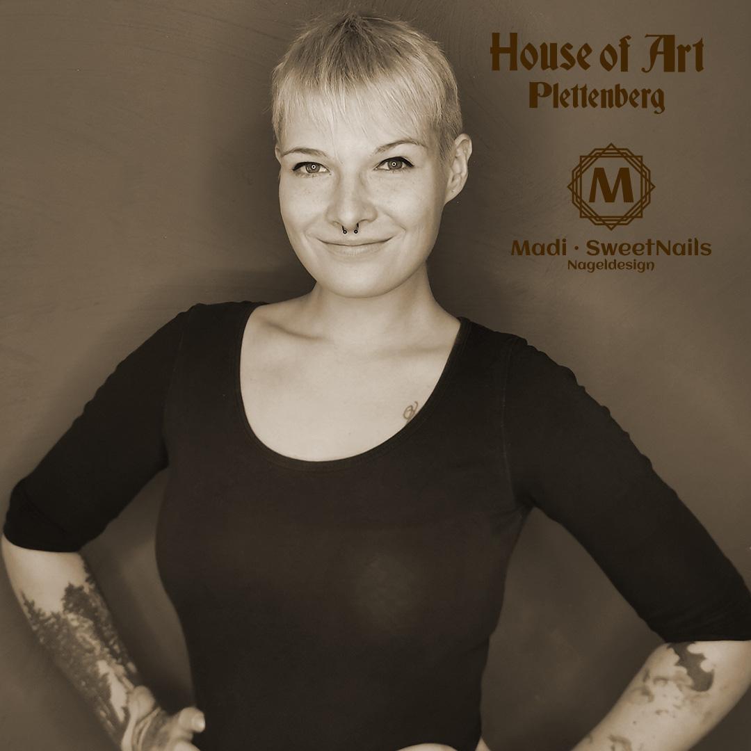 Madlen Wache - Nageldesignerin im House of Art Plettenberg