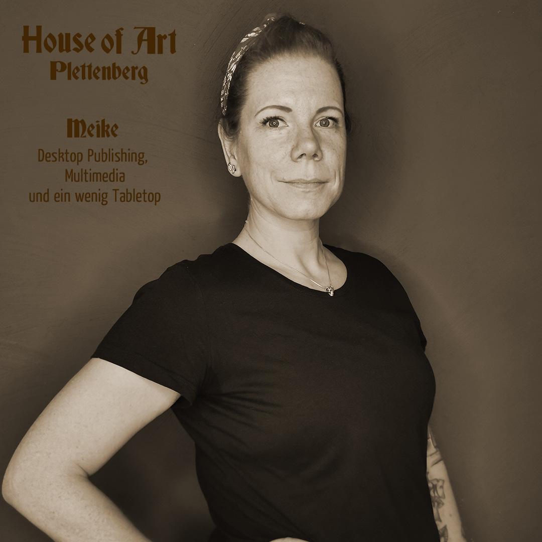 Meike Heerich - Multimedia und Tabletop im House of Art Plettenberg