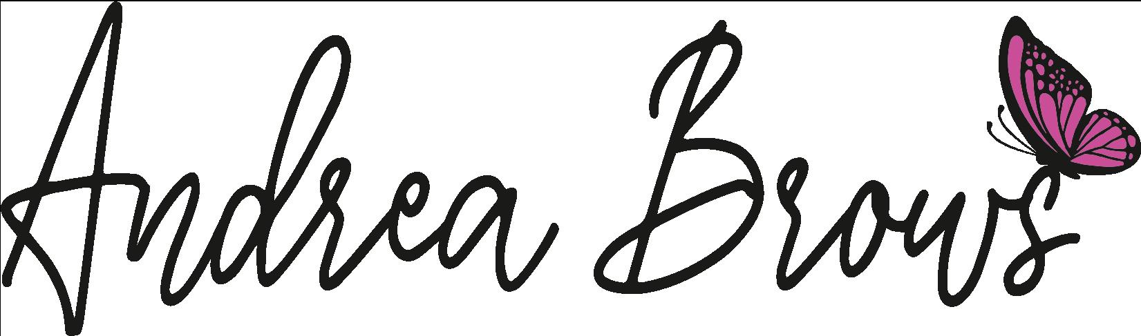 Andrea-Brows-Logo im House of Art Plettenberg