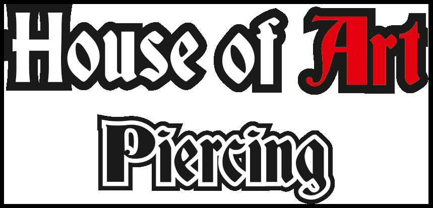 House of Art Piercing-Logo