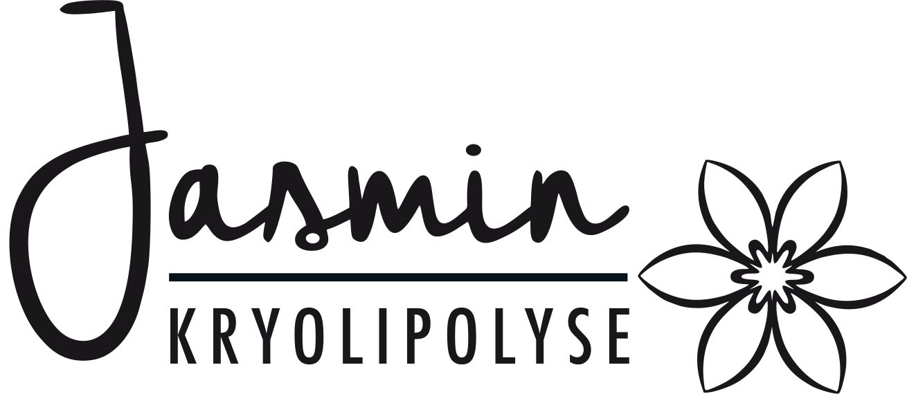 Jasmin-Kryolipolyse-Logo im House of Art Plettenberg
