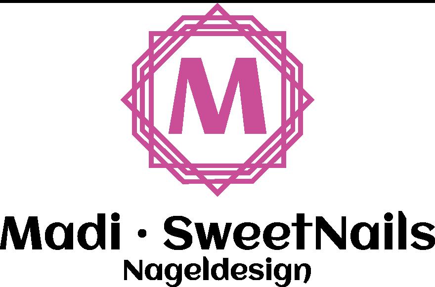 Madi-SweetNails-Logo im House of Art Plettenberg