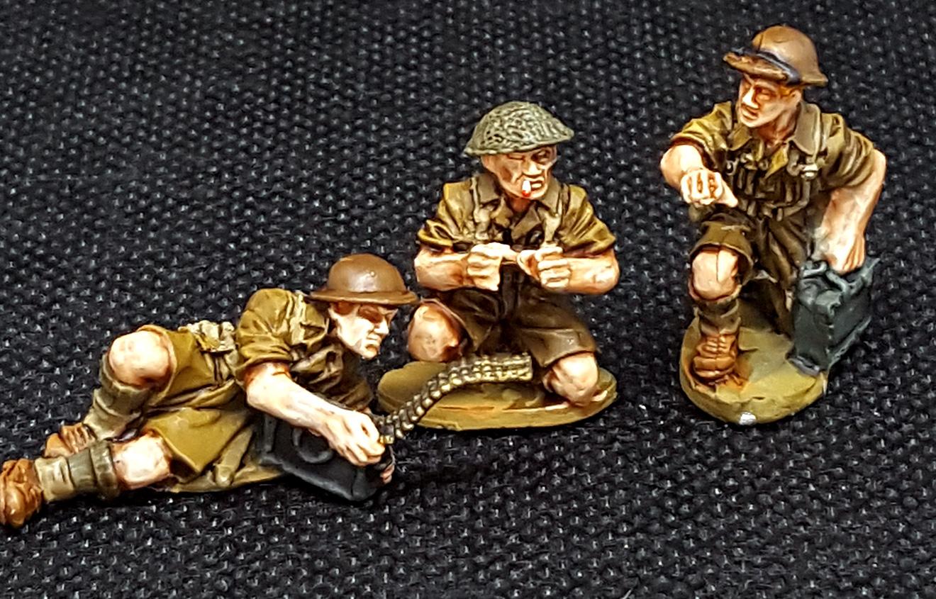 Miniaturfiguren im House of Art Plettenberg